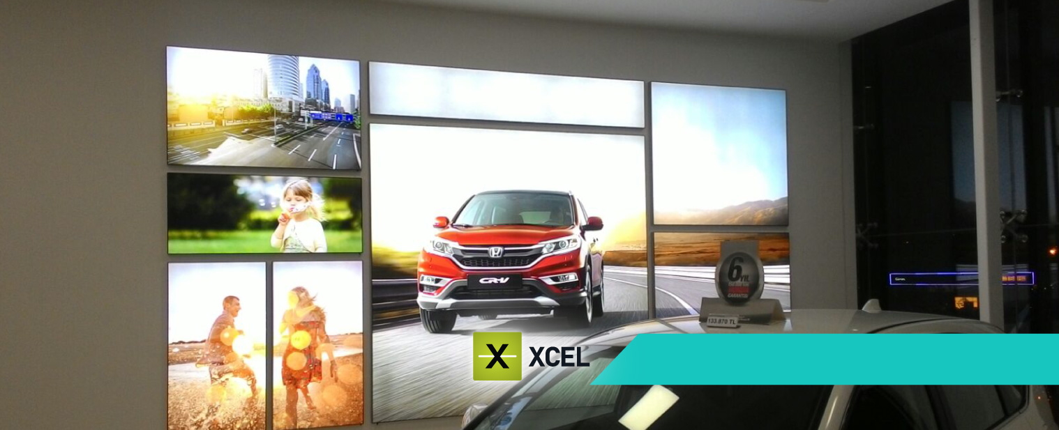 xcel products seg frames